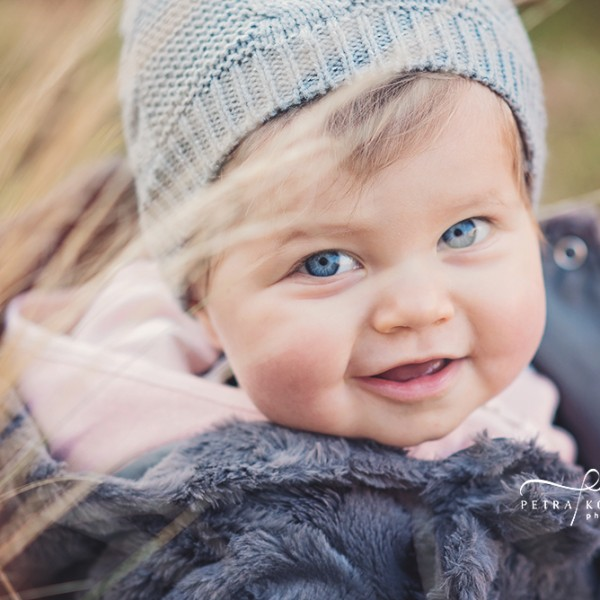Zoé, 1 an