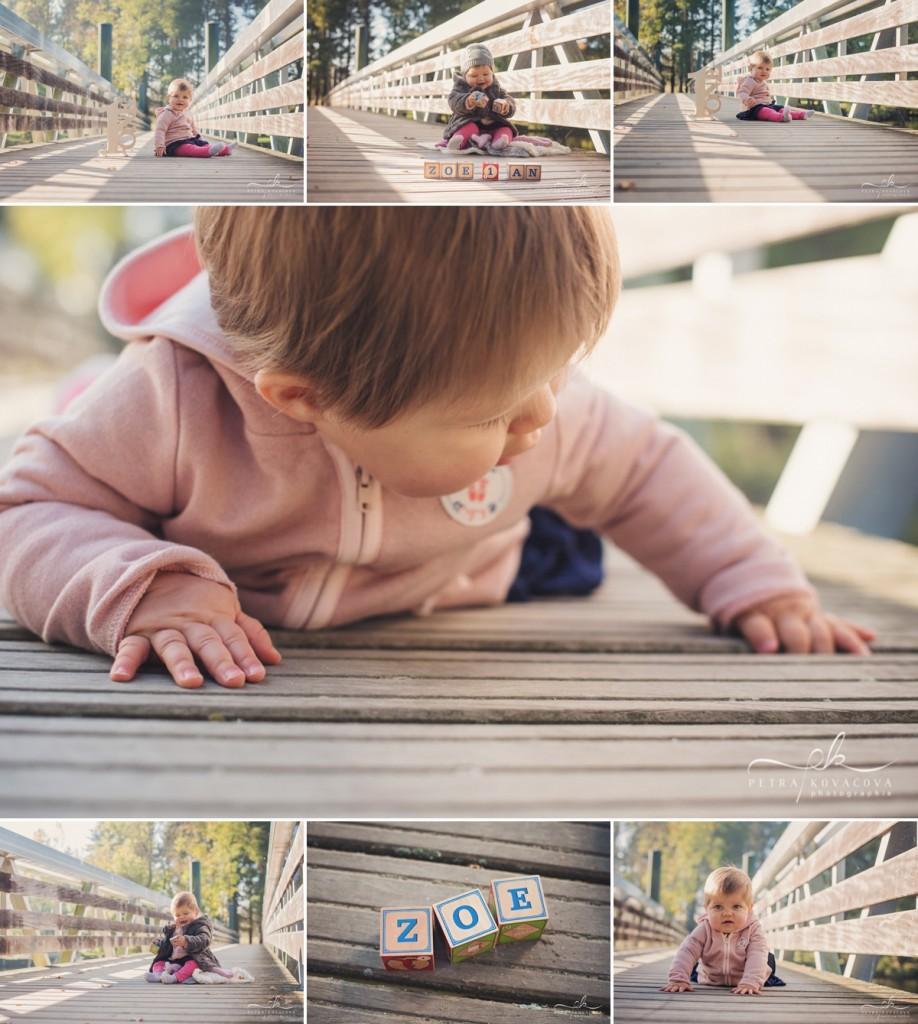 portrait séance photo bébé rennes extérieur photographe