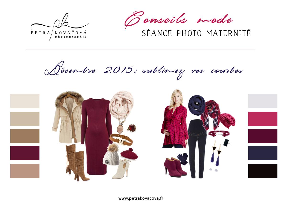 conseils vestimentaires séance maternité photographe grossesse rennes