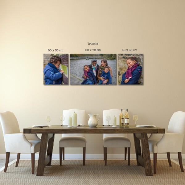 Mettez en valeur vos photos de famille!