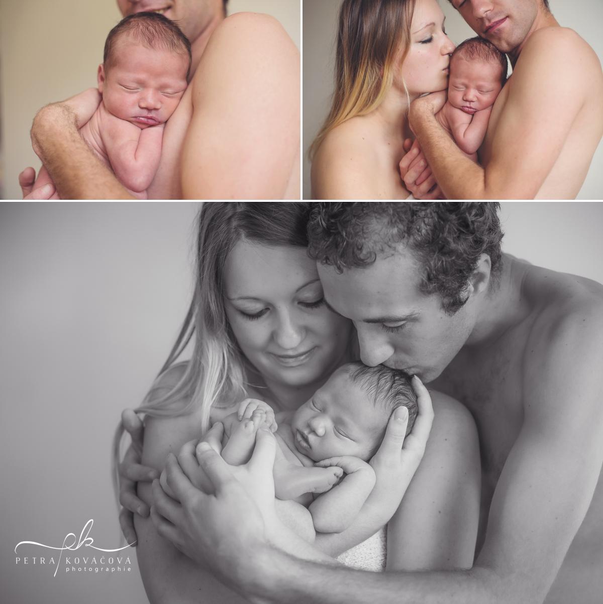 photographe-naissance-rennes-petra-kovacova-portrait-bébé-avec-parents