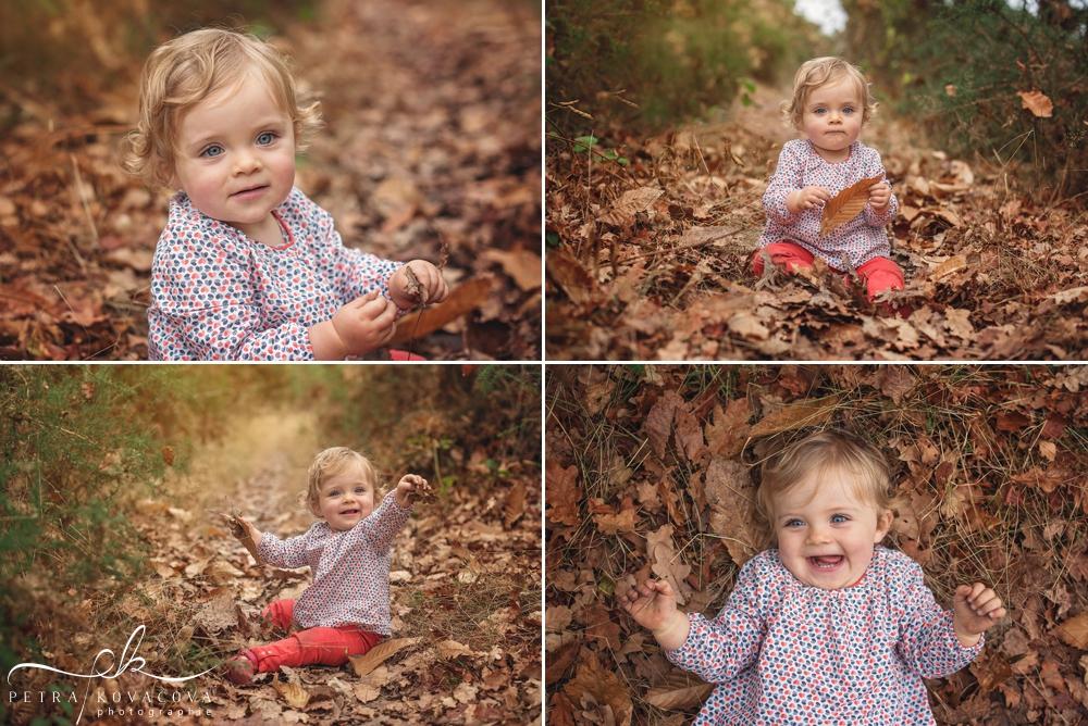 seance-photo-bebe-automne-feuilles-mortes-couleurs-nature
