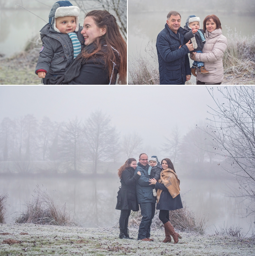 séance photo Grande Famille