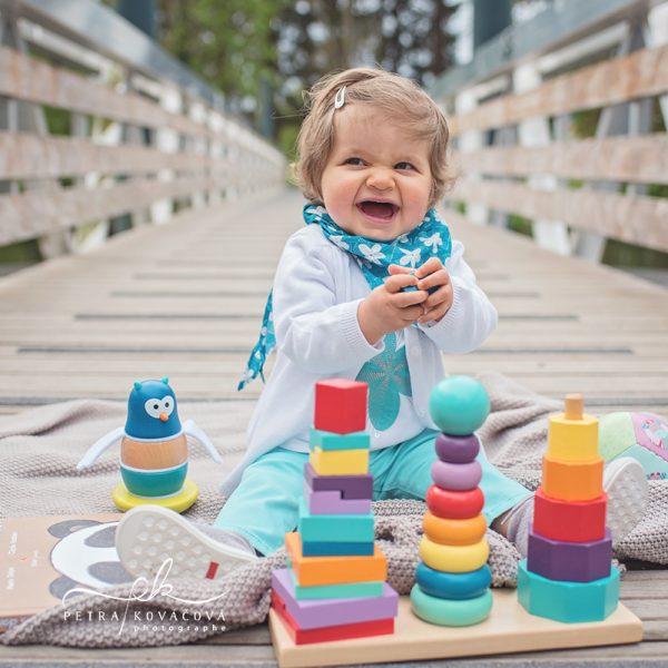 Shooting bébé 1 an : des accessoires à prévoir