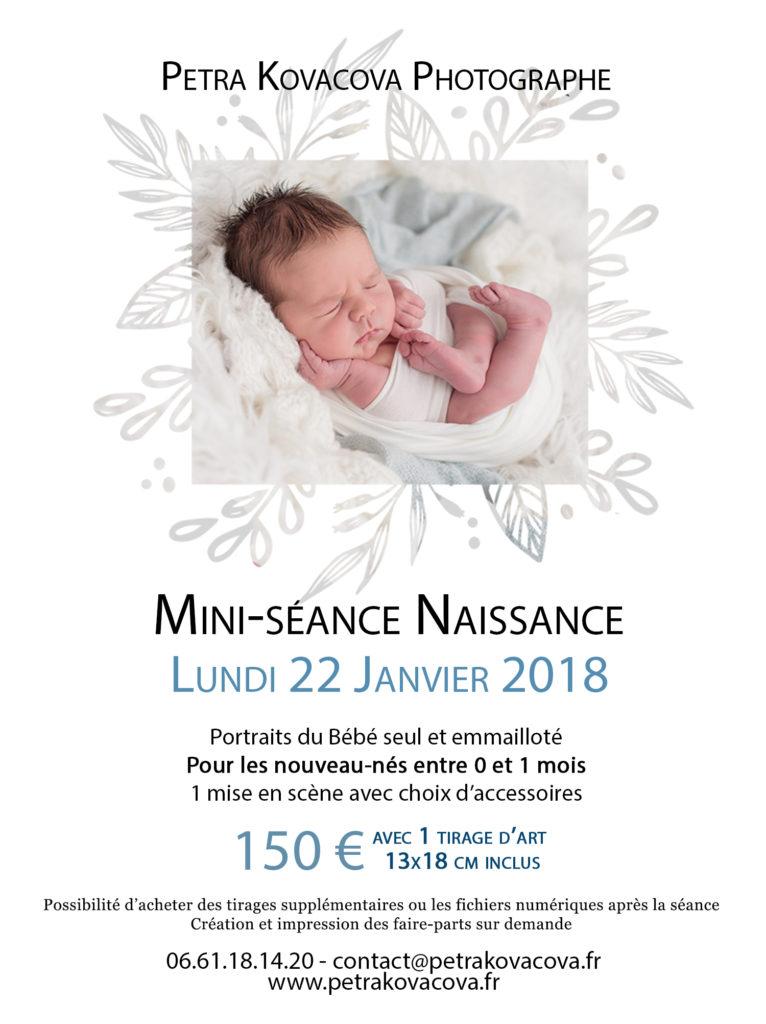 Mini-séance photo Naissance Rennes