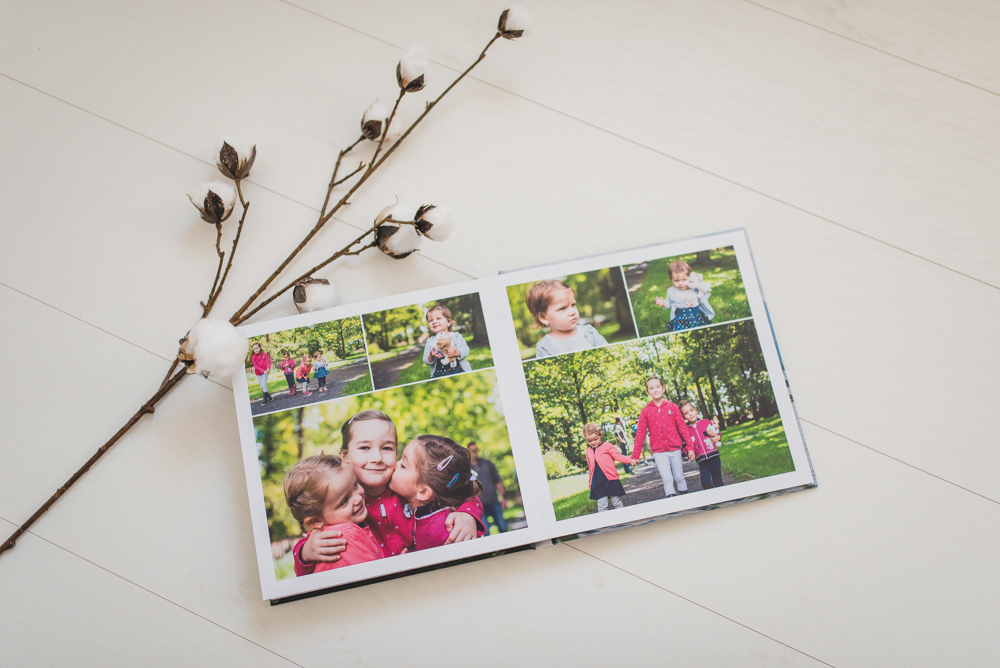7 astuces pour cr er un album photo de vacances en famille - Faire un album photo ...