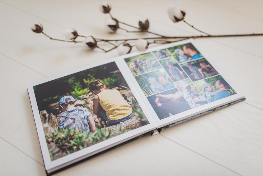 conseils de création d'un joli album photo des vacances